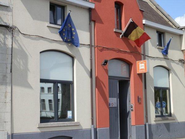 Brussels Hello Hostel