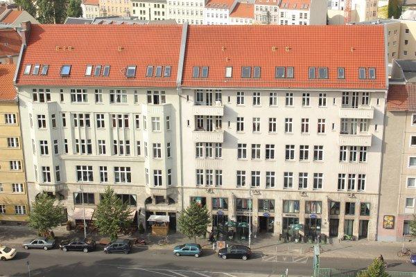 St Christopher's Berlin Hostel