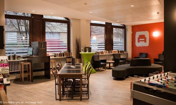 Génération Europe Youth Hostel