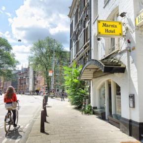 Hostels und Jugendherbergen - Hotel Marnix City Centre