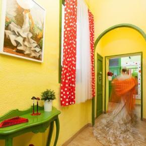 Hostels und Jugendherbergen - Hostal Bahia Madrid