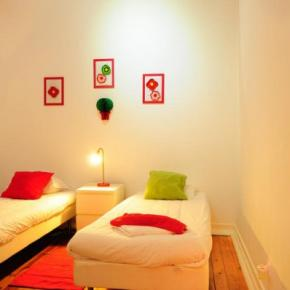 Hostels und Jugendherbergen - Lisboa Central Hostel