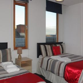 Hostels und Jugendherbergen - My-Places Serviced Apartments