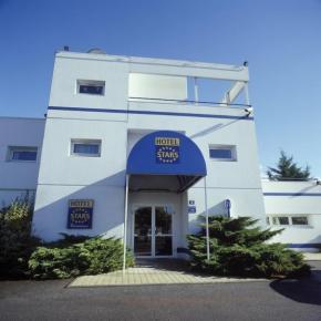 Hostels und Jugendherbergen - Hotel Stars Lyon-Bron