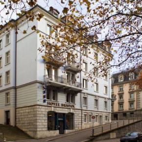 Hostels und Jugendherbergen - Hotel Bristol Zurich