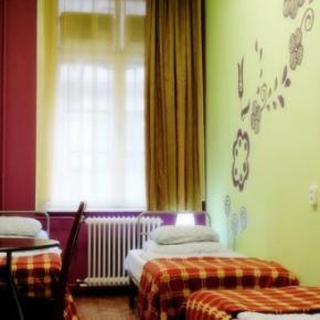Hostels und Jugendherbergen - Budapest Budget Hostel