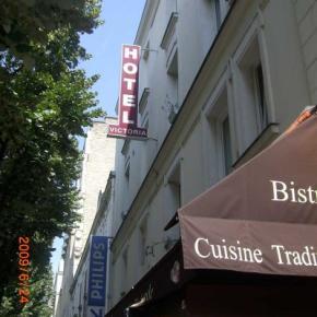 Hostels und Jugendherbergen - Hotel Victoria - Paris