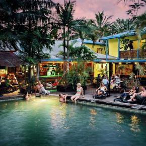 Hostels und Jugendherbergen - Calypso Inn Backpackers Resort Cairns