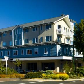 Hostels und Jugendherbergen - Base Taupo