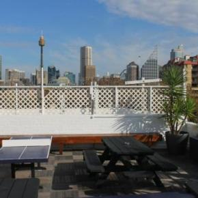 Hostels und Jugendherbergen - Sydney Central Backpackers