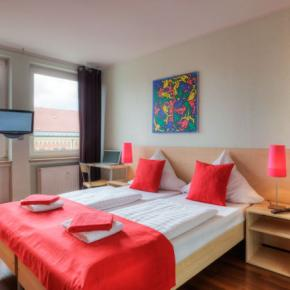 Hostels und Jugendherbergen - MEININGER Hotel Munich  City Center