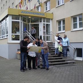 Hostels und Jugendherbergen - Youth Hostel DRESDEN   'Jugendgästehaus'