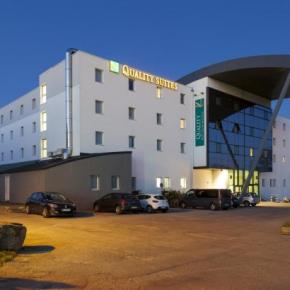 Hostels und Jugendherbergen - Quality Hotel et Suites Nantes Atlantique