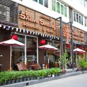 Hostels und Jugendherbergen - Sabai Sabai@Sukhumvit Hotel