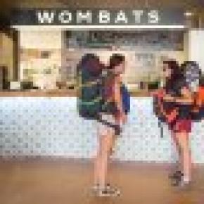 Wombat's CITY Hostels Vienna – the NASCHMARKT