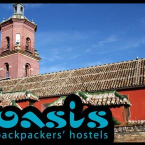 Hostels und Jugendherbergen - Oasis Backpackers' Hostel Malaga
