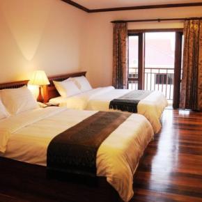 Hostels und Jugendherbergen - Cheathata Angkor Hotel