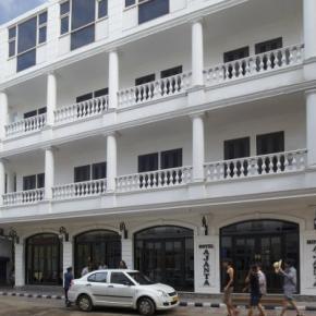 Hostels und Jugendherbergen - Hotel Ajanta