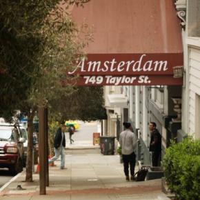 Hostels und Jugendherbergen - Amsterdam San Francisco Hostel