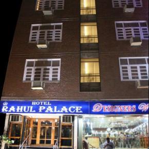 Hostels und Jugendherbergen - Hotel Rahul Palace