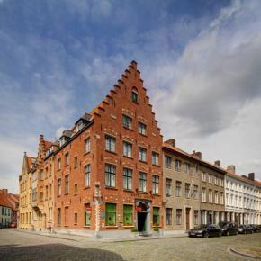 Hostels und Jugendherbergen - Hotel Jacobs Brugge