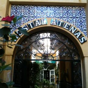 Hostels und Jugendherbergen - Hostal Atenas Sevilla