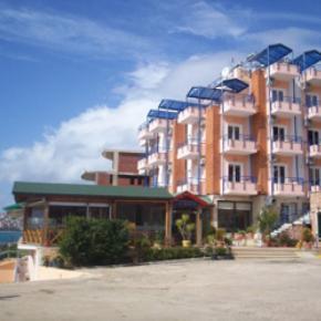 Hostels und Jugendherbergen - Hotel Nertili-Saranda