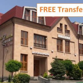 Hostels und Jugendherbergen - Yerevan Deluxe Hotel