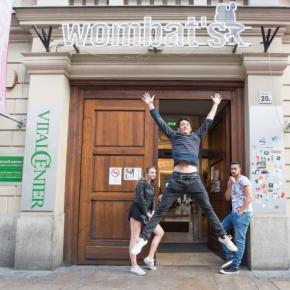 Hostels und Jugendherbergen - Wombats City Hostel Budapest