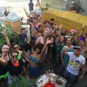 Hostels und Jugendherbergen - Samba Green Hostel