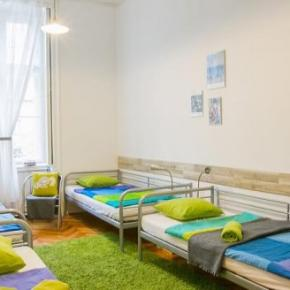 Hostels und Jugendherbergen - Friends Hostel Budapest