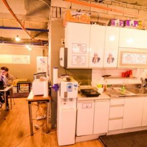 Hostels und Jugendherbergen - Kimchee Sinchon Guesthouse