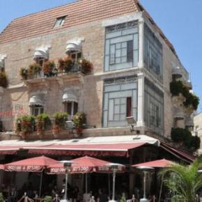 Hostels und Jugendherbergen - Zion Hotel Jerusalem