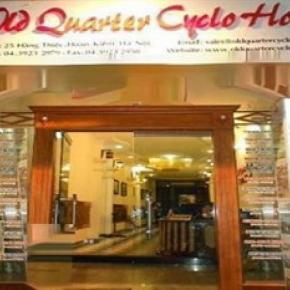 Hostels und Jugendherbergen - Old Quater Cyclo Hotel