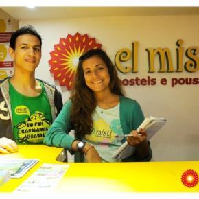 Hostels und Jugendherbergen - El Misti Hostel Leme