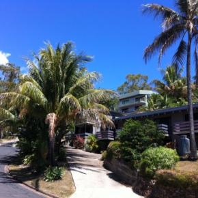Hostels und Jugendherbergen - Airlie Beach Motor Lodge