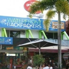Hostels und Jugendherbergen - Waterfront Backpackers
