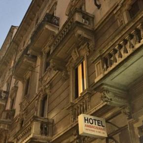 Hostels und Jugendherbergen - Hotel Ambrosiana