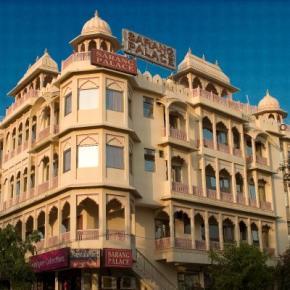 Hostels und Jugendherbergen - Hotel Sarang Palace