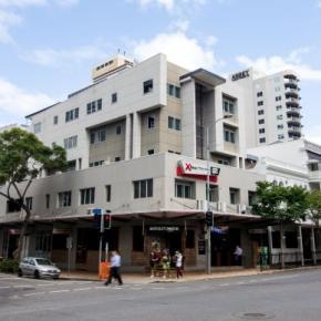 Hostels und Jugendherbergen - Base Brisbane Uptown