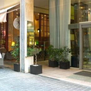 Hostels und Jugendherbergen - Athens Cypria Hotel