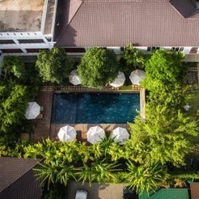 Hostels und Jugendherbergen - La Residence Blanc Angkor