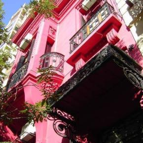 Hostels und Jugendherbergen - The Pink House