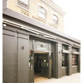 Hostels und Jugendherbergen - Arsenal Tavern Backpacker