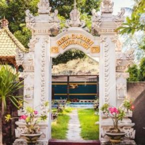 Hostels und Jugendherbergen - Nusa Garden Bungalow