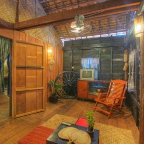 Hostels und Jugendherbergen - Old Khmer House 2