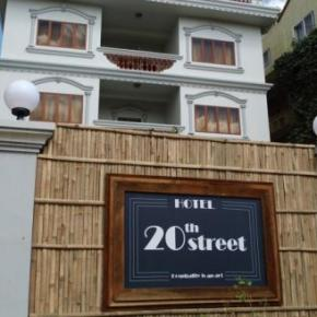 Hostels und Jugendherbergen - Hotel 20th Street