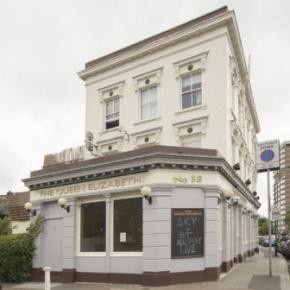 Hostels und Jugendherbergen - Queen Elizabeth Pub & Hostel Chelsea