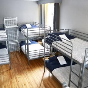 Hostels und Jugendherbergen - Auberge reBOOT Hostel