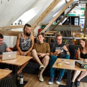 Hostels und Jugendherbergen - DREAM Hostel Warsaw